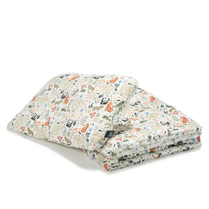 BEDDING WITH FILLING 2in1 vuodevaatesettin (koko L) - La Millou Zoo