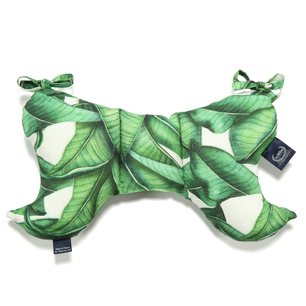 ANGEL'S WINGS BAMBOO Shock-Absorbent Pillow - niskatyyny | Banana Leaves