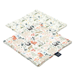 MUSLIN SWADDLE (2-pack) 100% BAMBOO harso - La Millou Zoo