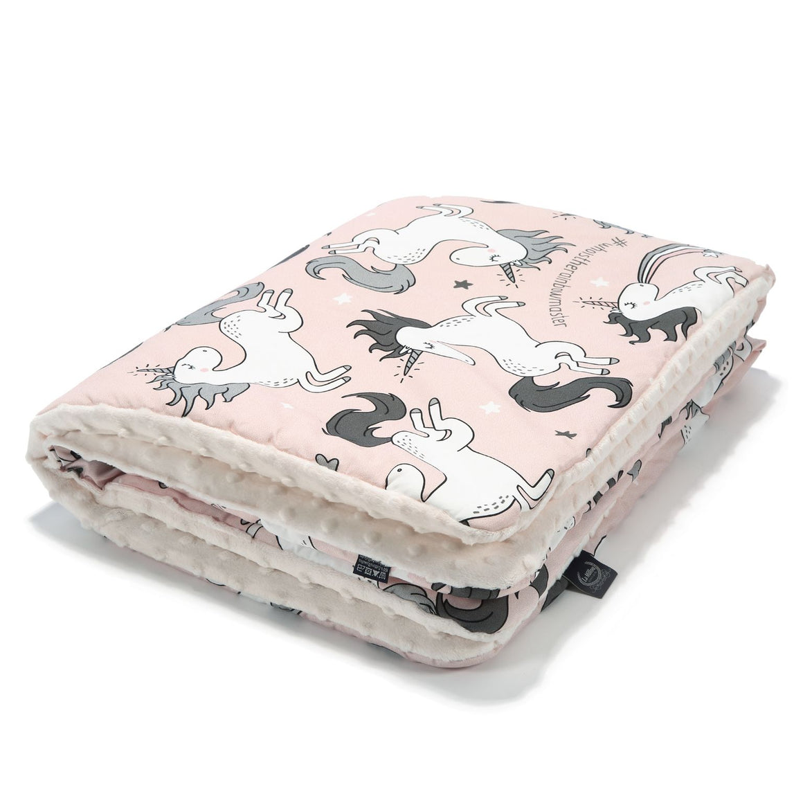 MEDIUM BLANKET peitto 80x100 cm - Unicorn Sugar Babe | Ecru
