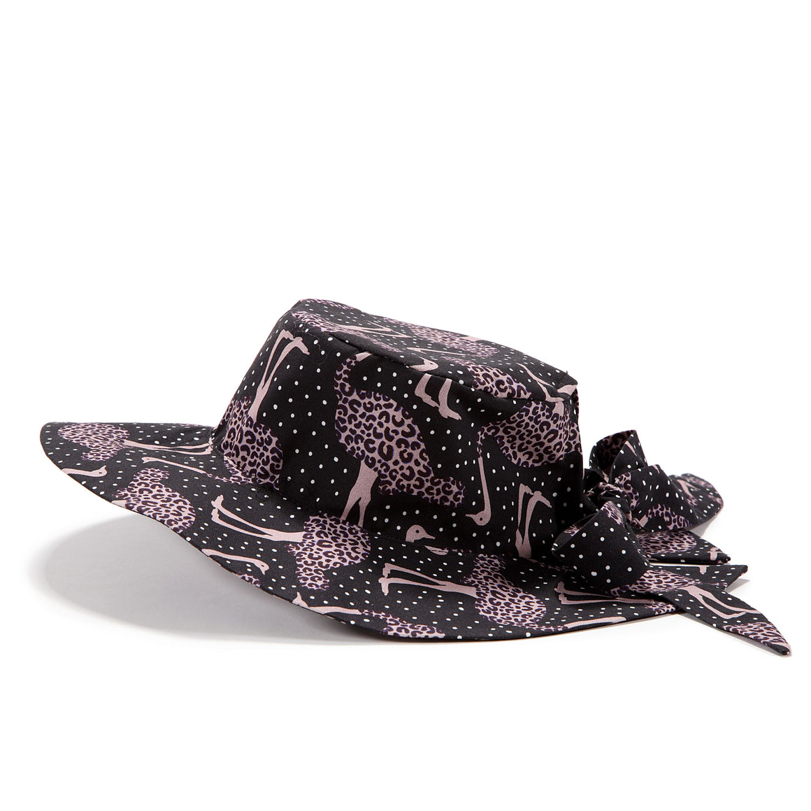 LITTLE LADY HAT hattu - Speedy Me Dark