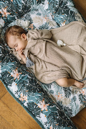 BAMBOO TENDER BLANKET peitto - Natural Rules