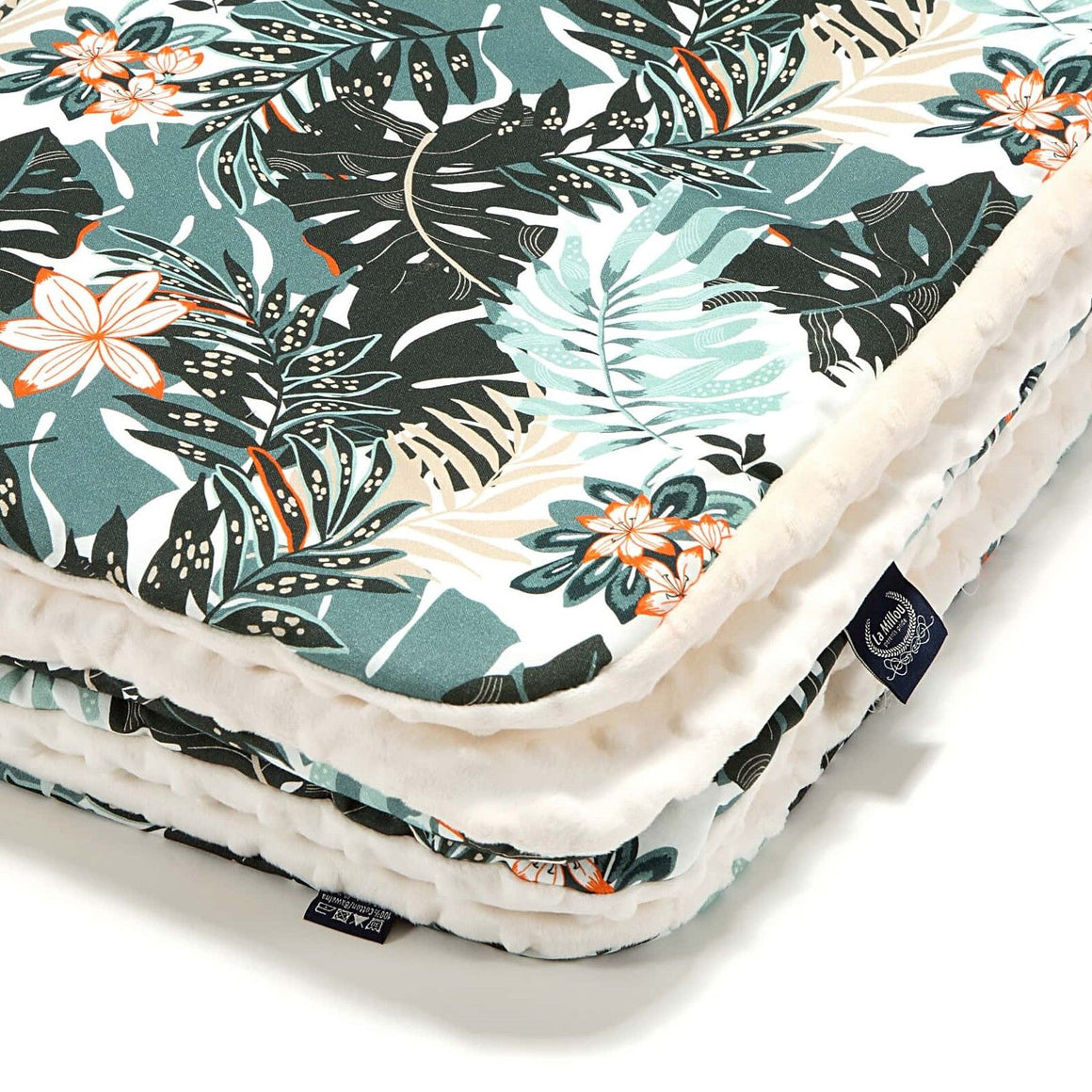 MEDIUM BLANKET peitto - Papagayo | Ecru