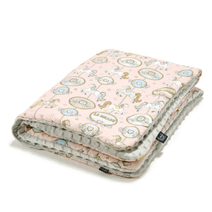 MEDIUM BLANKET peitto - Dream Lunapark | Light Grey