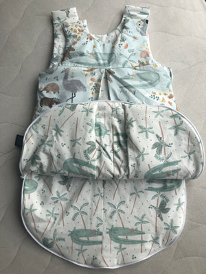 SLEEPING BAG - Dundee & Friends Blue (9-18 months)
