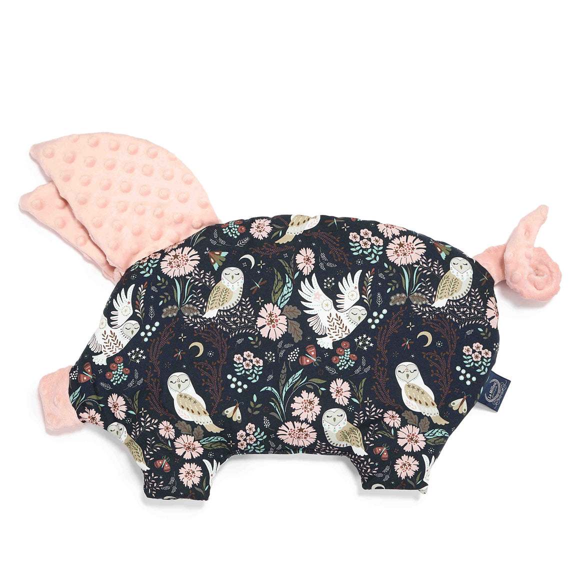 SLEEPY PIG ensityyny - Magic Owl | Powder Pink