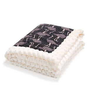 NEWBORN BLANKET peitto - Speedy Me Dark | Ecru
