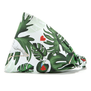 BAMBOO HEADBAND - Evergreen Tiger