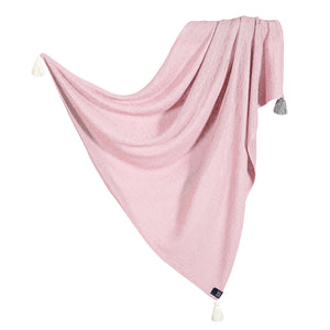 BAMBOO TENDER BLANKET peitto - Vintage Rose