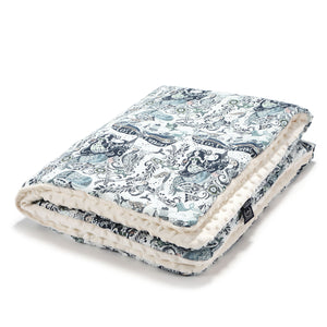MEDIUM BLANKET peitto 80x100 cm - Lost Kingdom | Ecru