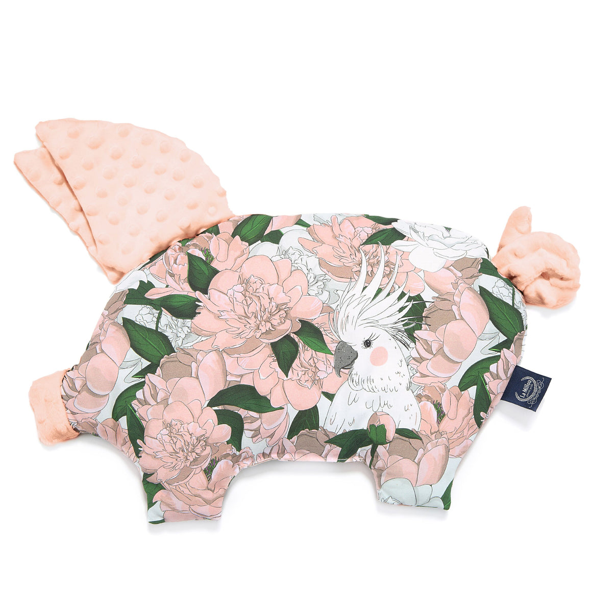 SLEEPY PIG ensityyny - Lady Peony | Powder Pink