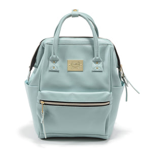 mint nursery backpack
