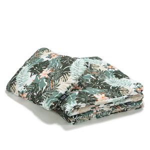 BEDDING WITH FILLING 2in1 vuodevaatesetti (koko M) - Papagayo