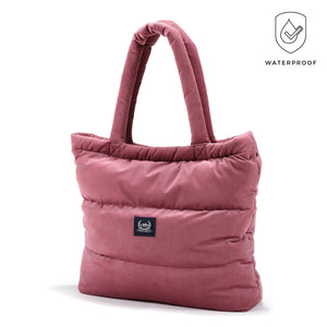 ASPEN WINTERPROOF SHOPPER BAG - Velvet Mulberry