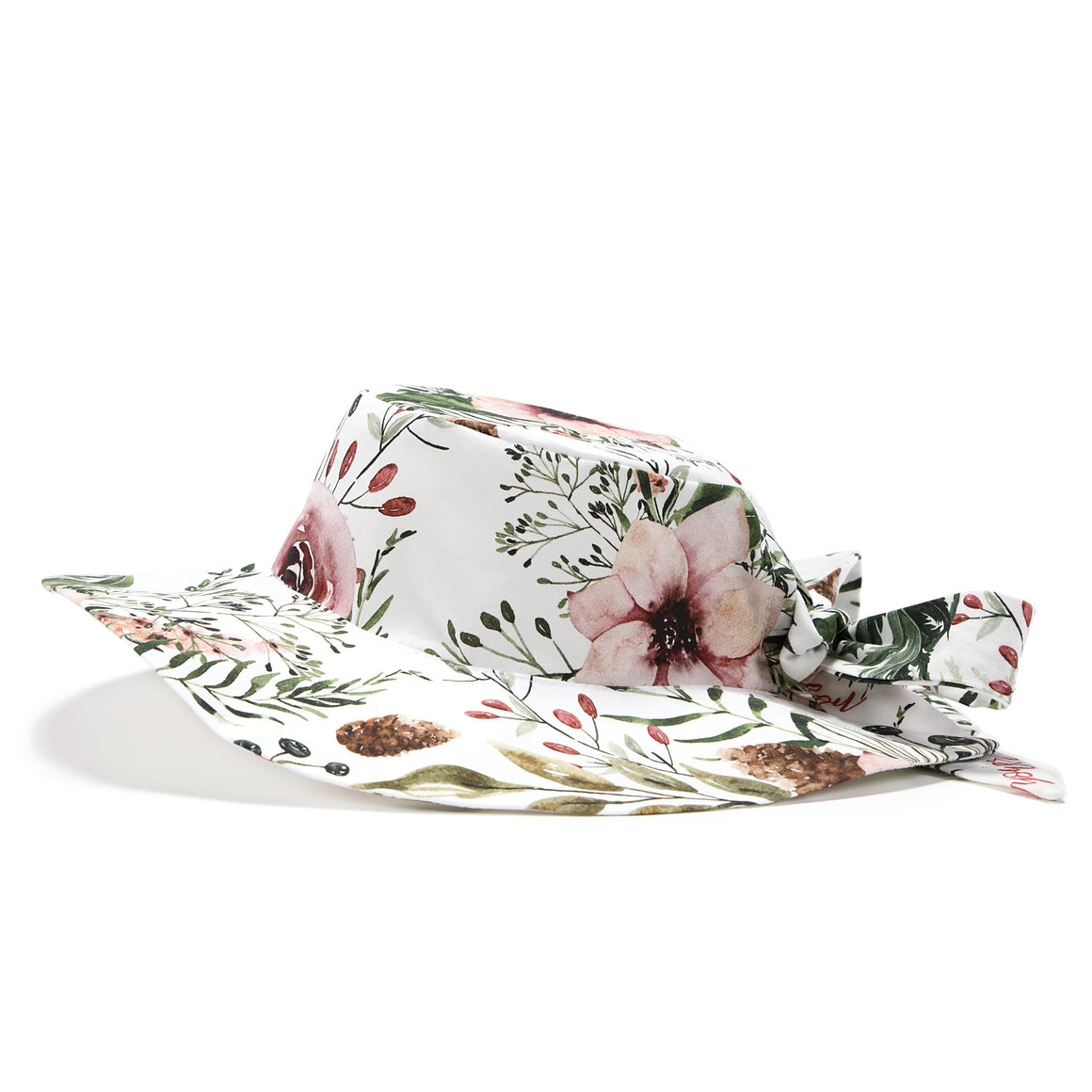 LITTLE LADY HAT - Wild Blossom