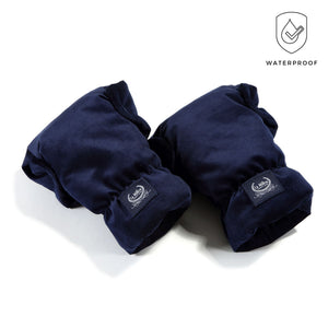 ASPEN WINTERPROOF MUFF GLOVES vaunuhanskat - Velvet Royal Navy