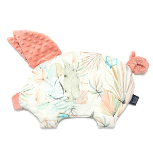SLEEPY PIG baby pillow - Boho Girl | Papaya