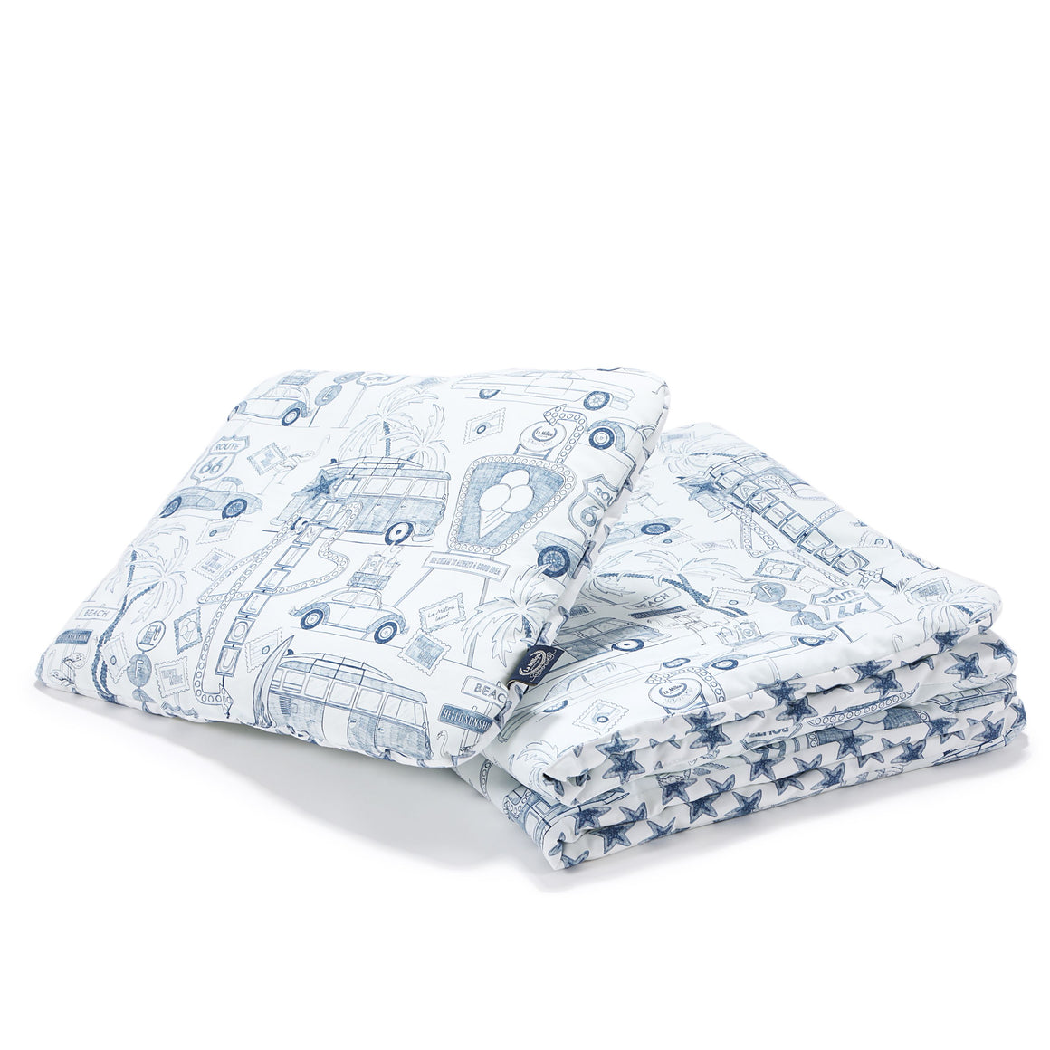 BEDDING WITH FILLING 2in1 (size M) - Route 66