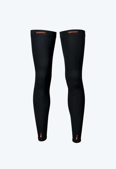 Leg Sleeves - Black