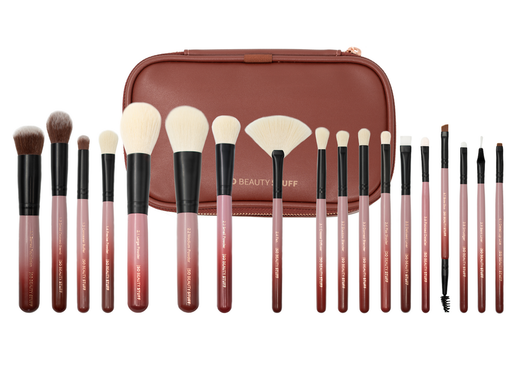 So Complete - Luxury 18pc Makeup Brush Set