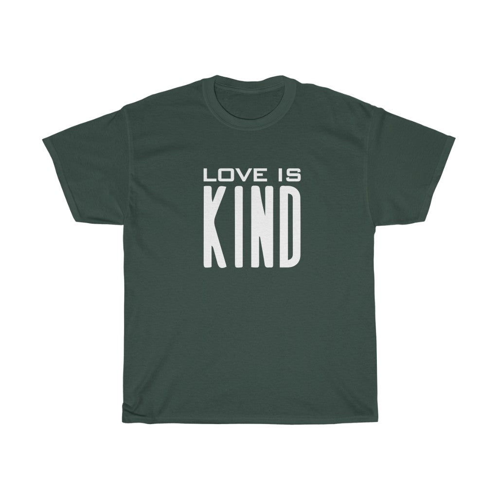 Love is kind Unisex Heavy Cotton Tee