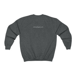 Love is Kind Unisex Heavy Blend™ Crewneck Sweatshirt
