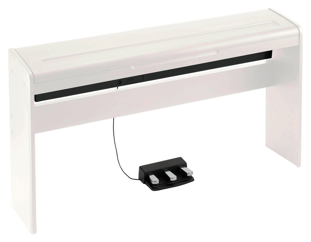 Piano Digital Korg LP180 Con Stand Y 3 Pedales - En Blanco-PIANOS ROCKS