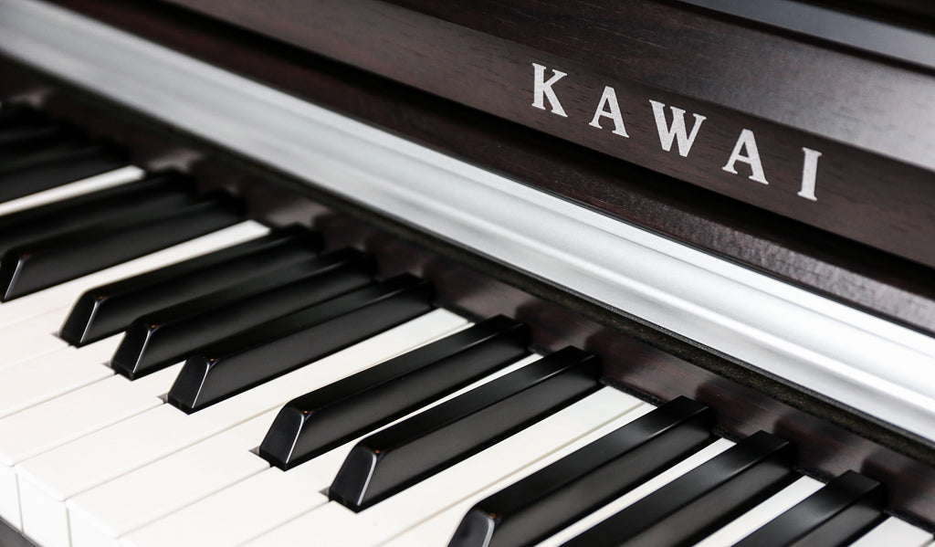 Piano Electrico Kawai Kdp110r Con Mueble Rosewood-PIANOS ROCKS