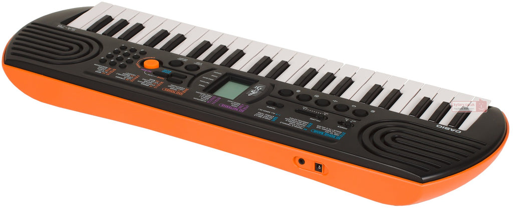 Teclado Organo Casio Sa76 44 Teclas Mini-PIANOS ROCKS