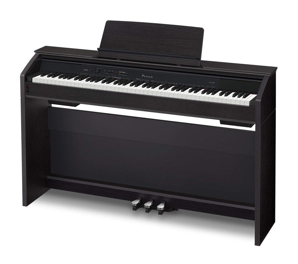 Piano Digital Privia Casio Px860bk Negro-PIANOS ROCKS