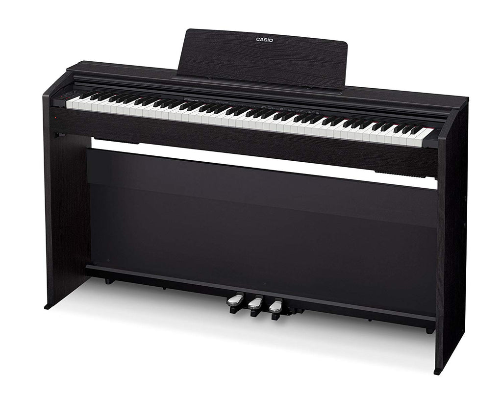 Casio Px870bk Piano Digital Privia 88 Teclas Hammer-PIANOS ROCKS