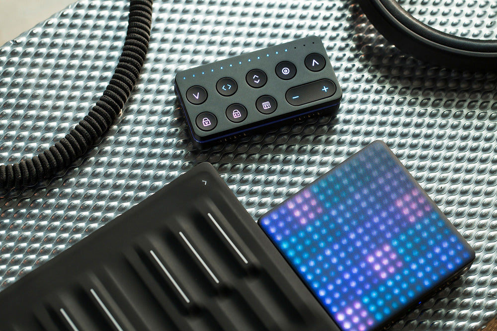 Control de Mando Roli Touch Block Tactil-PIANOS ROCKS