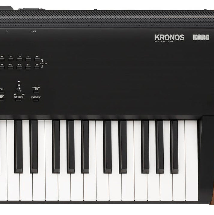 Sintetizador Korg Kronos2 de 88 Teclas Workstation Sampler-PIANOS ROCKS
