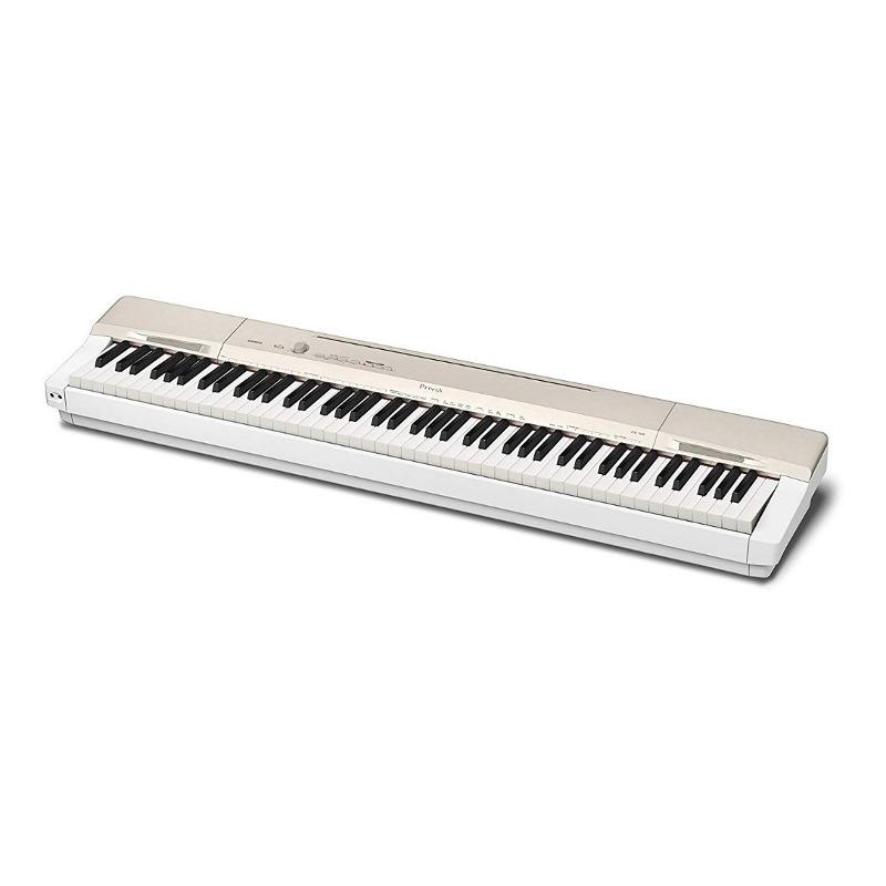 Casio Piano Digital Privia 88 Teclas Con Puerto Usb Px160
