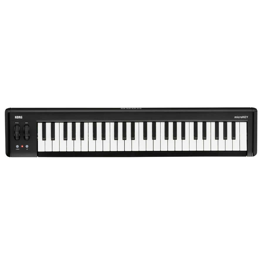 Controlador Korg Microkey2 49 USB de 49 Teclas - iPad - iPhone-PIANOS ROCKS