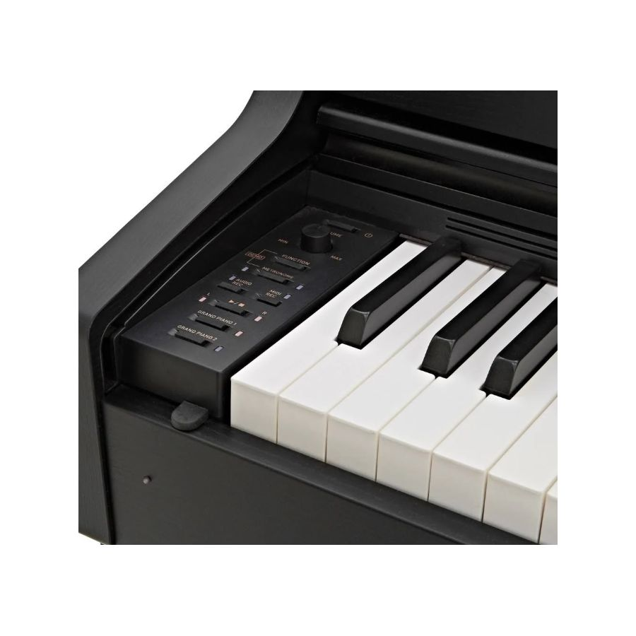 Piano Digital Casio Celviano Ap470 Bk Con Mueble 88 Notas-PIANOS ROCKS