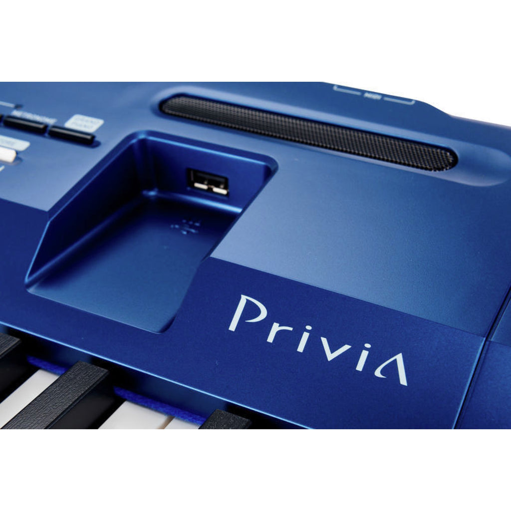 Piano Digital Casio Privia Px560mbe 88 Teclas Acc Martillo-PIANOS ROCKS