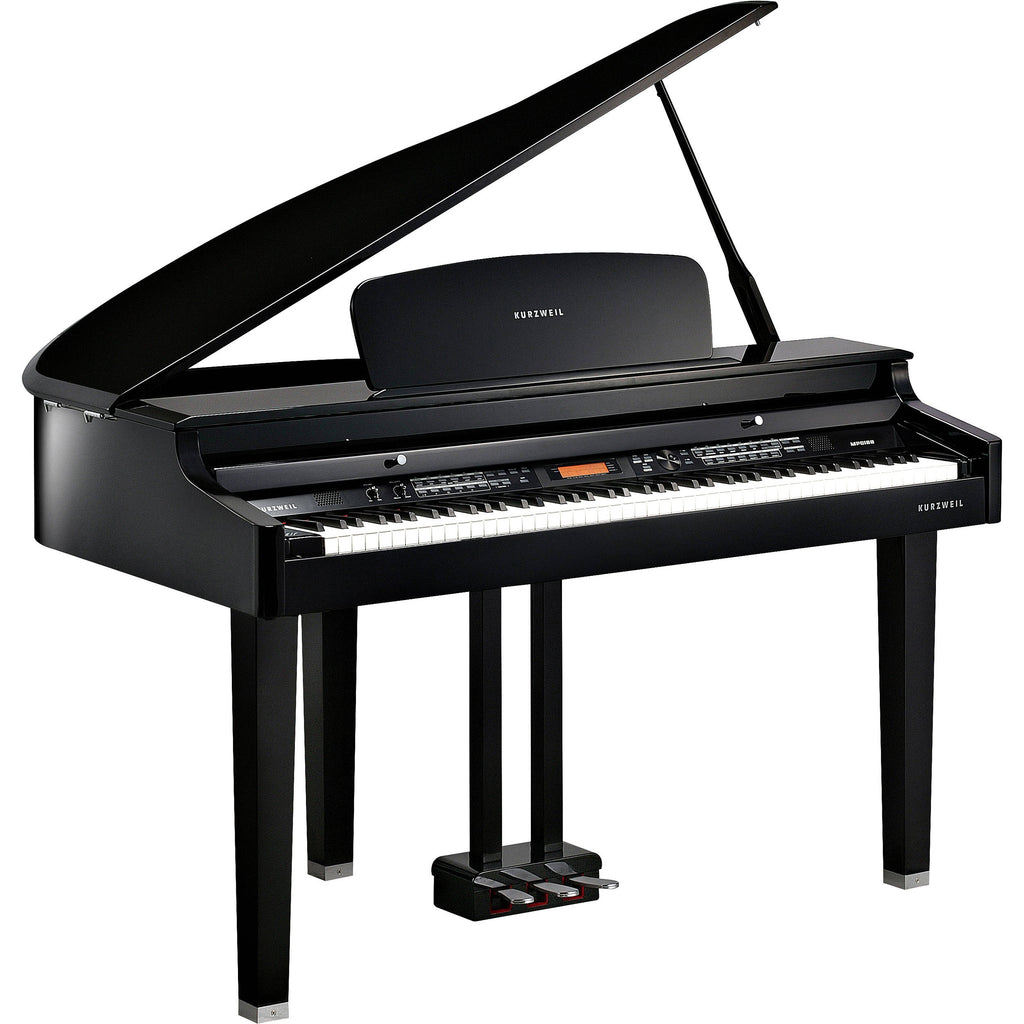Piano Eléctrico Kurzweil Mpg200 1/4 De Cola-PIANOS ROCKS