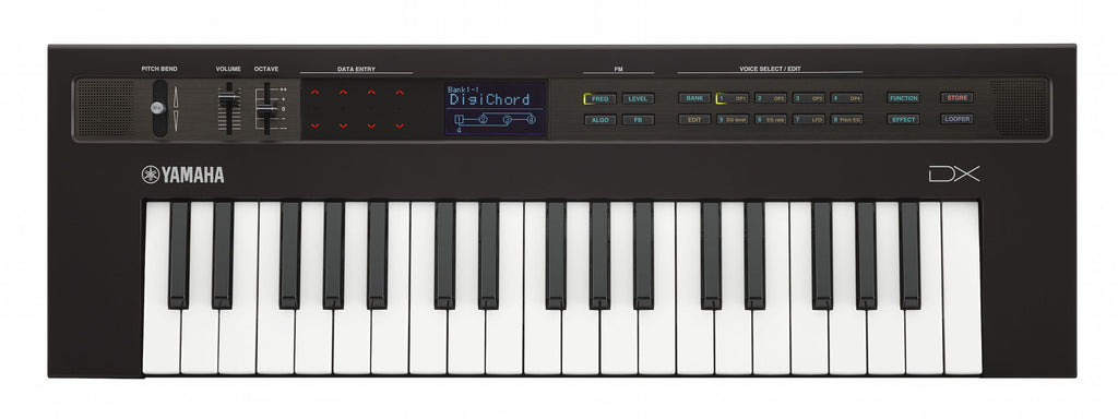 Sintetizador Mini Yamaha Reface Dx-PIANOS ROCKS