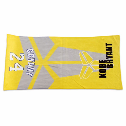 Kobe Basketball Sports Towel