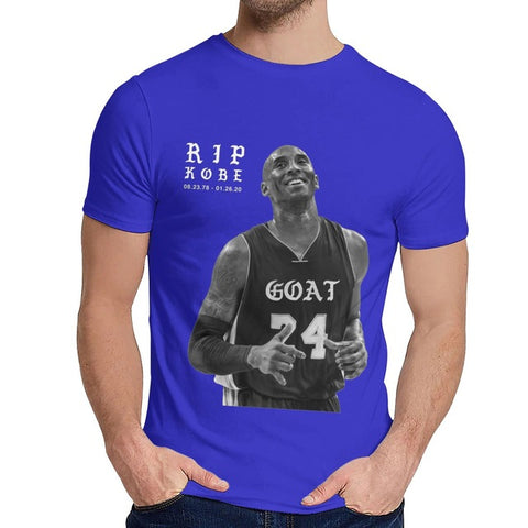 RIP Kobe Bryant Black Mamba Out T Shirt