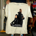 Kobe and Gianna Bryant Tribute Legendary Rip T Shirt  Black T- Shirt