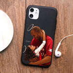 Black ball star 24 forever kobe bryant phone Case For iphone 11 PRO MAX 7 6 6s 8 Plus 5 5s se XR X XS MAX Soft TPU Silicone Case