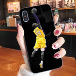 Dear Basketball Kobe Bryant TPU Soft Phone Case for iPhone