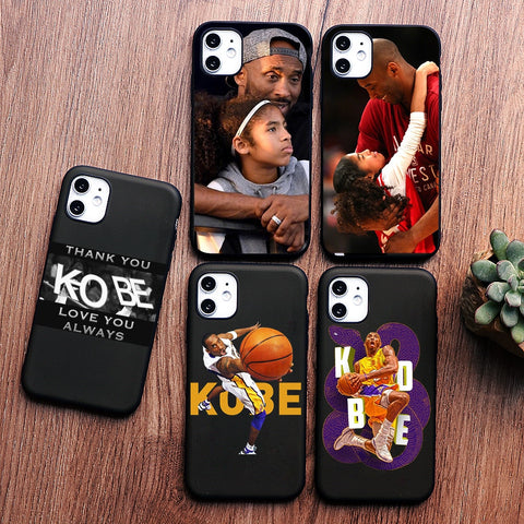Dear basketball Kobe Bryant Phone Case For iPhone