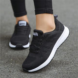 Woman Casual Shoes Breathable Sneakers
