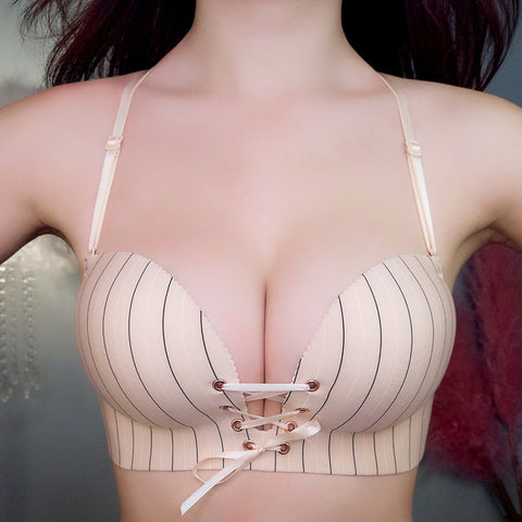 Super Push Up bras Sexy seamless women's underwear