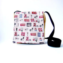 London Toddler & Preschool Messenger Bag