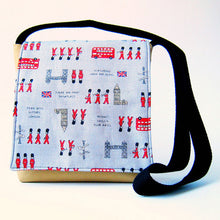 London Red Toddler & Preschool Messenger Bag