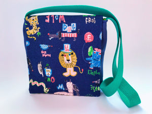 Animals Messenger Bag